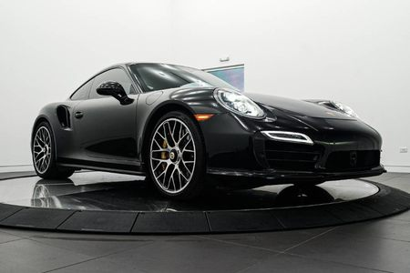2015 Porsche 911 Turbo S picture #1