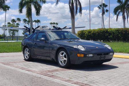 1992 Porsche 968 picture #1