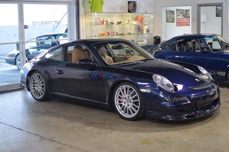 2006 Porsche 911 997S picture #1