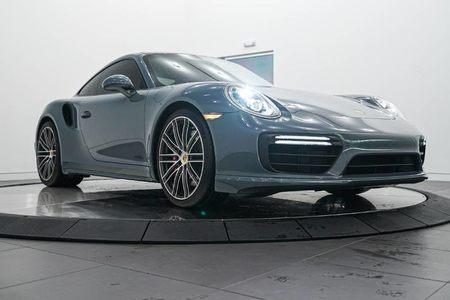 2018 Porsche 911 Turbo picture #1