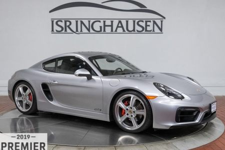 2016 Cayman GTS picture #1