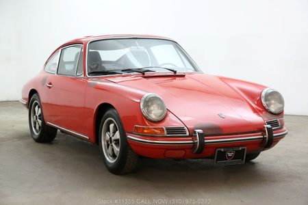1966 912 3 Gage Sunroof Coupe picture #1