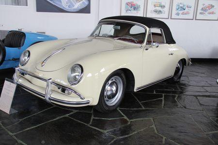 1959 Porsche 356 A Cabriolet picture #1
