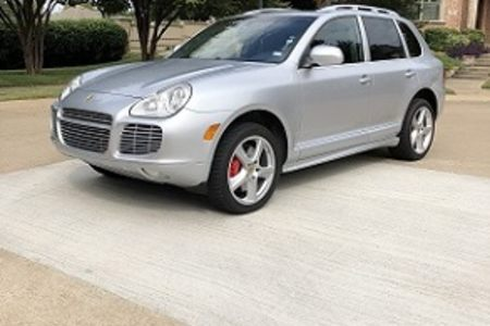 2006 Cayenne Turbo S picture #1