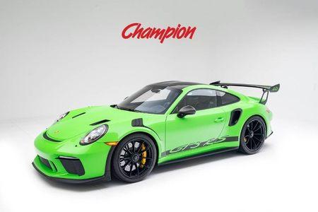 2019 Porsche 911 GT3 RS picture #1