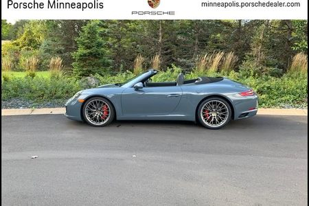 2017 911 Carrera S picture #1