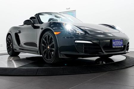 2016 Porsche Boxster Black Edition picture #1