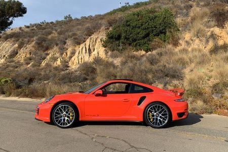 2016 911 Turbo S picture #1
