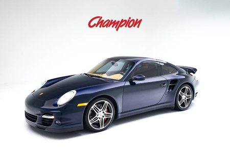 2008 Porsche 911 Turbo picture #1