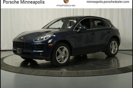 2015 Macan AWD 4dr S picture #1