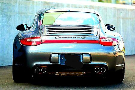 2012 911 Carrera 4GTS picture #1