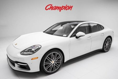 2018 Porsche Demo Sale Panamera picture #1