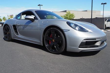 2019 718 Cayman GTS picture #1