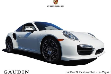 2015 911 Turbo picture #1