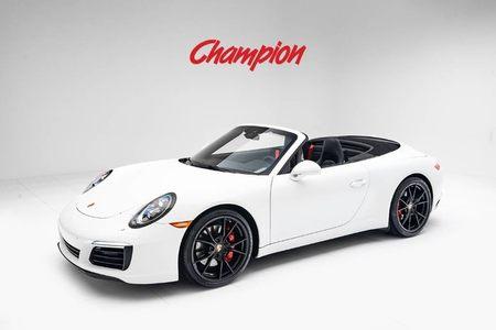 2017 Porsche 911 Carrera S Cab picture #1