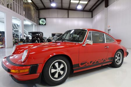 1974 Porsche 911 Carrera Coupe picture #1