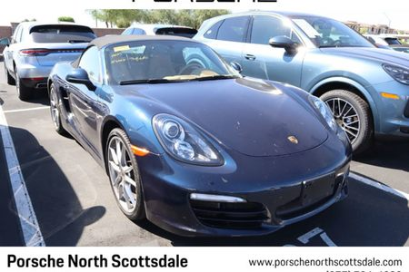 2013 Boxster 2dr Roadster picture #1
