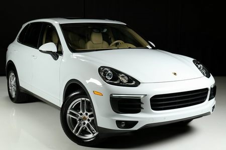 2015 Cayenne S picture #1