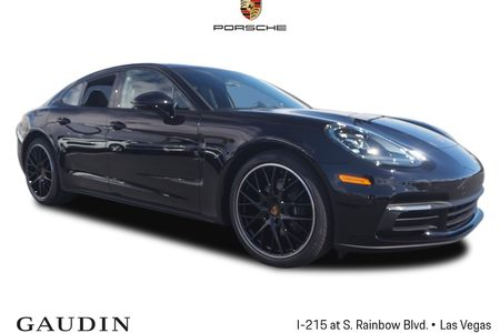 2019 Panamera Base picture #1