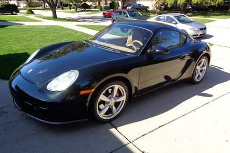 2006 Cayman S picture #1