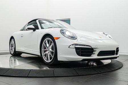 2015 Porsche 911 Targa 4S picture #1