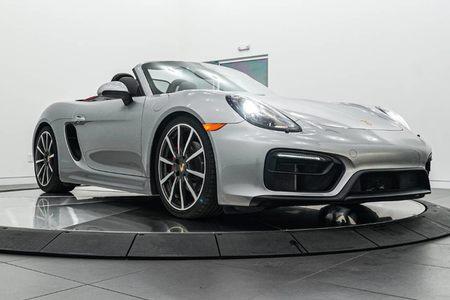 2015 Porsche Boxster GTS picture #1