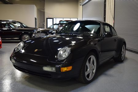 1997 911 993 picture #1