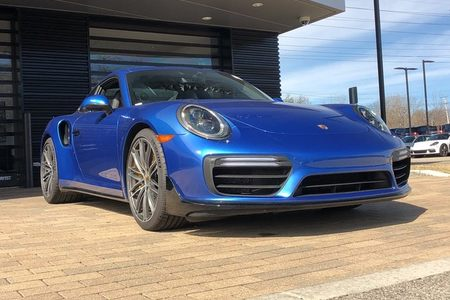 2018 Porsche 911 Turbo S picture #1
