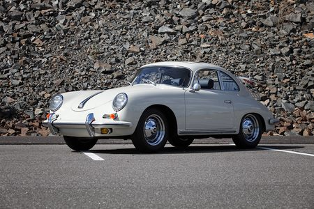1961 356 B 1600 S Coupe picture #1