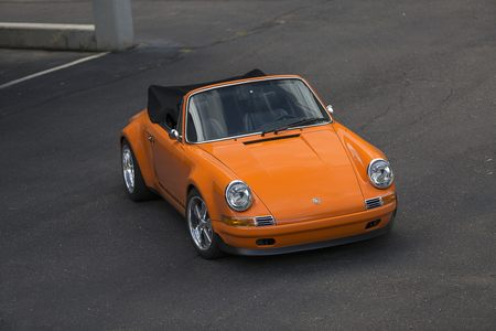 1990 964 RSR Tribute Cabriolet Custom picture #1