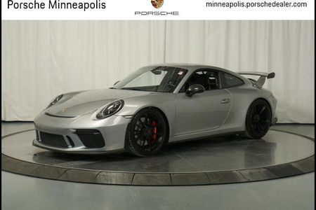 2018 911 GT3 Coupe picture #1