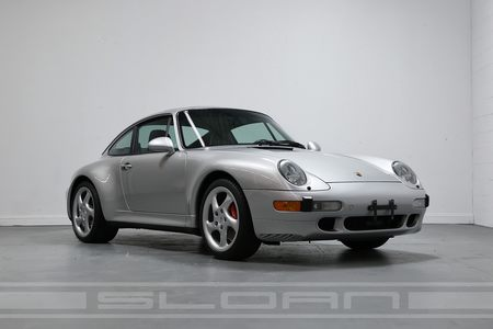 1997 993 Carrera 4S picture #1