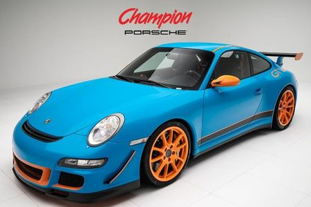 2007 Porsche 911 GT3 RS picture #1