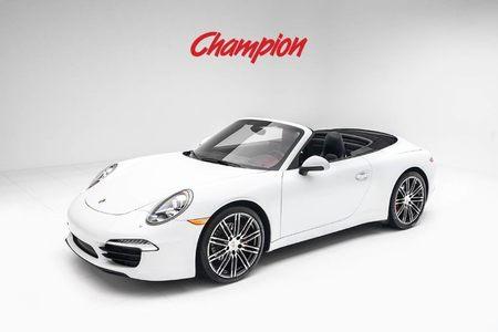 2015 Porsche 911 Carrera Cab picture #1