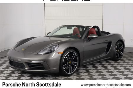 2017 718 Boxster Roadster picture #1
