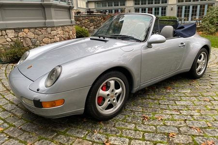 1995 911 picture #1