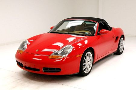 2001 Boxster S S picture #1