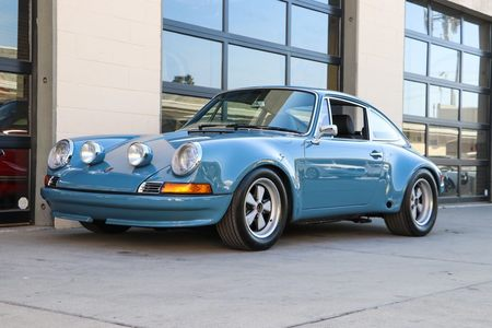 1973 911 Coupe Coupe picture #1