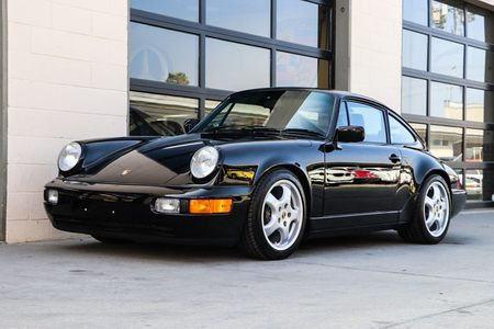 1989 911 Coupe Coupe picture #1