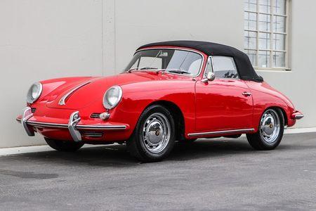 1964 356C Cabriolet Cabriolet picture #1