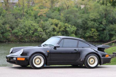 1985 930 Turbo Turbo picture #1