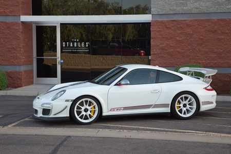 2011 GT3RS 4.0 picture #1