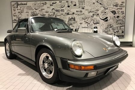 1988 911 Carrera Carrera picture #1