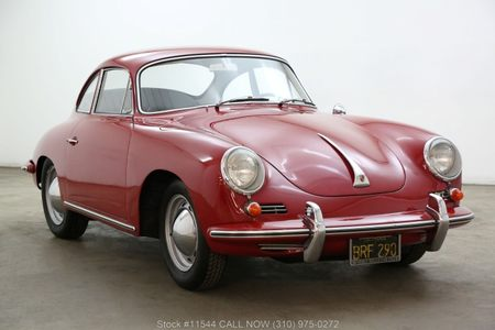 1962 356B Coupe picture #1