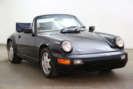 1991 964 Cabriolet picture #1