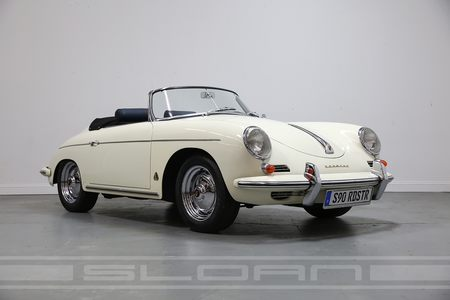 1960 356 Super 90 Roadseter picture #1