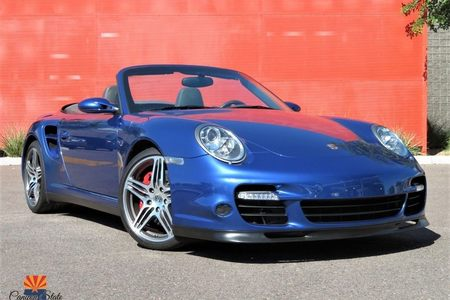 2008 911 2dr Cabriolet Turbo 2dr Cabriolet Turbo picture #1