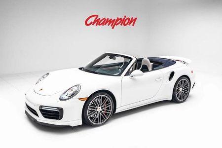 2017 Porsche 911 Turbo Cab picture #1