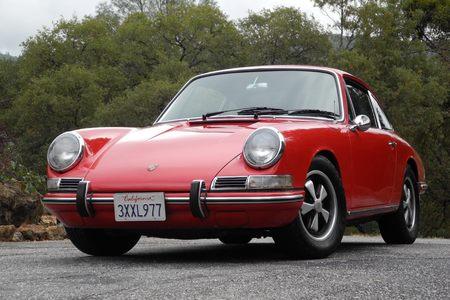 1967 Porsche 911 Sunroof Coupe! picture #1