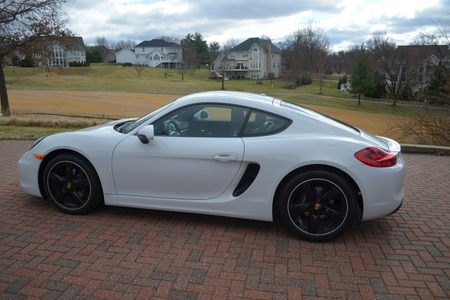 2015 Cayman picture #1